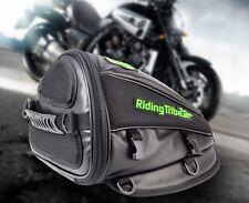 Mochila Moto Motocicleta Casual ciclo Mochila Impermeable Bolso De Cola De Equipaje