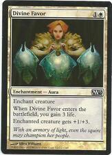 1x Foil - Divine Favor - Magic the Gathering MTG Magic M13 2013