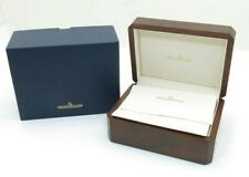 JAEGER LECOULTRE Watch Case Box wood outer wooden vintage yy350220420