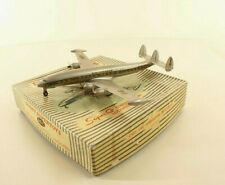 Dinky Toys F n° 60C avion Air France Super G Constellation Lockheed en boite