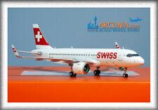 """JC Wings 1:200 Swiss International Airlines Airbus A320neo """"HB-JDB"""" EW232N002"""