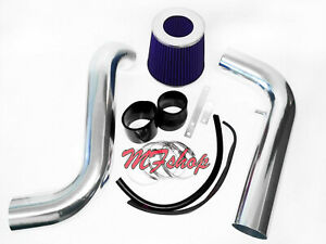 Black Blue For 1994-2001 Acura Integra LS RS GS SE 1.8L L4 Cold Air Intake Kit