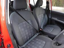 2010 HYUNDAI I10 Left Passenger Side Front Seat Belt In Black 2007 - 2014