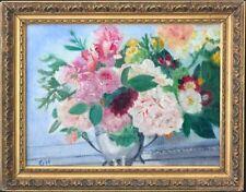 Peintures du XXe siècle et contemporaines huile sur bois