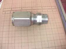 Reusable Hydraulic Hose End 1 14 Hose X 1 14 Male Npt