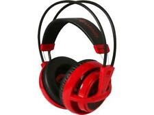MSI Steelseries Siberia V/2 Full-Size Gaming Headset, Red, H01-0001686