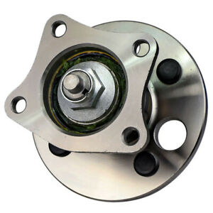Wheel Bearing and Hub Assembly-w/o ABS Rear CRS Automotive Parts NT512018