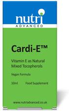 Nutri Advanced Cardi-E Vitamin E as Natural Mixed Tocopherols 10ml