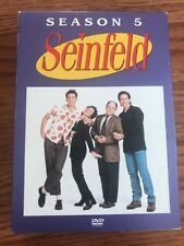 Seinfeld - Season 5 (DVD, 2005, 4-Disc Set)