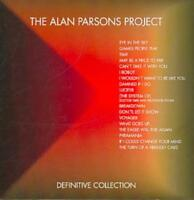 THE ALAN PARSONS PROJECT - DEFINITIVE COLLECTION NEW CD