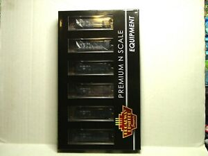 BROADWAY LIMITED N SCALE H2a HOPPER SIX PACK-E BALTIMORE & OHIO 3651