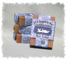 Winter Wonderland _ Red Lodge SPA Sulphur Mineral Soap Made in Montana