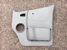 #1370 VIVARO OS RIGHT MANUAL O/S DRIVER FRONT DOOR CARD 91165802 7700313075 PU