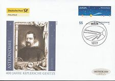 BRD 2009 Deutsche Post FDC MiNr. 2732  Europa Astronomie