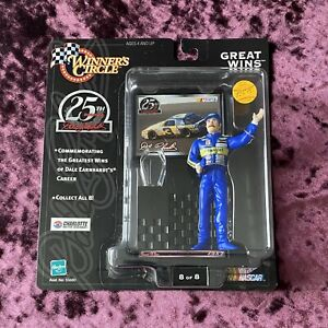 Vtg 1999 Dale Earnhardt Nascar Racing Figure Collectible NIB Hasbro Toy INVEST!