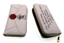Harry Potter Letter Wallet Leather PU Long Style Wallets Unisex Purse Handbags