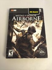 Medal Of Honor - Airborne - PC Game - Used Good Condition - No Scratches