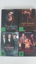 Die Twilight Saga 1-4 / 8-DVD Fan Edition DVD