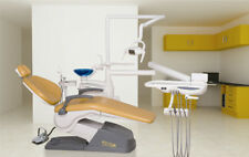 Dental Chair Unit C3 PU Leather Controlled Integral FDA CE Approved NEW ARRIVAL