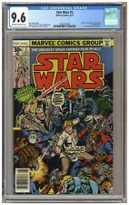 Star Wars #2 (CGC 9.6) 1st app. Han Solo and Chewbacca; 1977; Newsstand (j#6384)