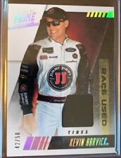 2019 Panini Prime Racing Kevin Harvick SILVER Single Relic Card #/50!!