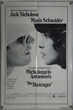 THE PASSENGER FF ORIG 1SH MOVIE POSTER ANTONIONI JACK NICHOLSON (1975)