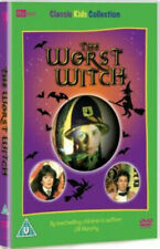 The Worst Witch Movie (diana Rigg Tim Curry) Region 2 DVD