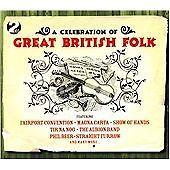 V/A: A CELEBRATION OF BRITISH FOLK 2013  2CD Fairport,Tir Na Nog,Albion Band etc