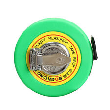 10m Soft Fiber Measuring Tape Ruler Architecture Markings Auxiliary Metric Tools