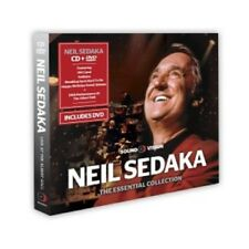 NEIL SEDAKA - ESSENTIAL COLLECTION - ( CD+DVD ) - INTERNATIONAL POP - NEW!!!