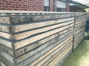 Concrete Formwork- Timber Shutters x 30