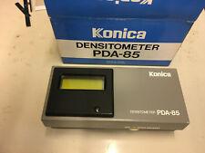 Konica PDA-85 Densitometer für z.B. Röntgenfilm