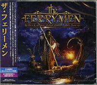FERRYMEN-S/T-JAPAN CD BONUS TRACK F56