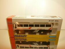 JOAL 149 VOLVO COACH - JETWAYS - BUS  - WHITE+BLACK 1:50 - EXCELLENT IN BOX