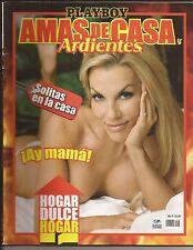 PLAYBOY VENEZUELA AMAS DE CASA ARDIENTES AY MAMA! SPECIAL EDITION