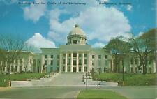 AG(P) Montgomery, AL: Greetings from the Cradle of the Confederacy