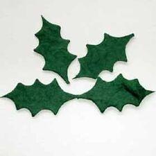 4 feuilles de HOUX