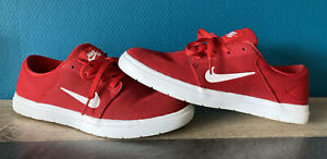 Basket Nike SB Rouge 40.5 Pointure 40,5