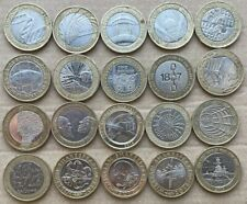 More details for 20 x £2 coins two pound coin job lot 2 pounds - all different starter collection