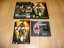 FEAR  F.E.A.R. FIRST ENCOUNTER ASSAULT RECON EXTRACTION POINT EXPANSION PARA PC