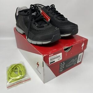 Specialized CADET Unisex Casual & Spin Shoes EU 38 US 5.75 Black MSRP $90