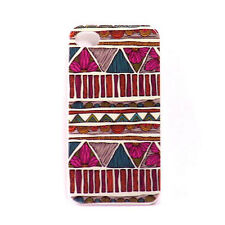 Hard Case For Apple iPhone 4 4S - Aztec Design 4