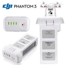 BEST! DJI Phantom 3 advanced Intelligent Flight LiPo Battery 4480mAh 15.2V