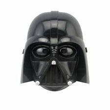 Darth Vader Masks Helmet  LED Glow Star Wars Mask Plastic Black Warrior