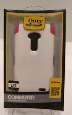OtterBox Carrying Case FITS LG G Flex - (White/Peony Pink)  77-38466