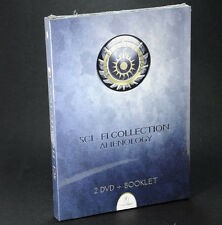 SCI-FI COLLECTION ALIENOLOGY 2 DVD + BOOKLET - 3 FILM FANTASCIENZA UFO E ALIENI