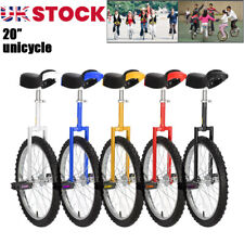 """kids and Adult 20""""Unicycle Cycle Bike Bicycle sport Improve Balance Exercise for"""