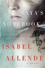 NEW Maya's Notebook: A Novel by Isabel Allende