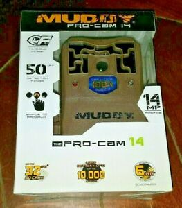 Muddy Pro-Cam 14 with Climate Shield *50ft Detection Range* Model MTC200