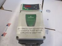 EMERSON COMMANDER SX AC DRIVE MODEL:3X13400075PB #111318H USED